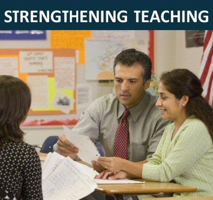 STRENGTHENING TEACHING