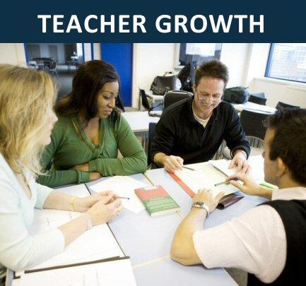 TEACHER GROWTH